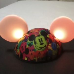 Disneyland Mickey mouse kids hat.